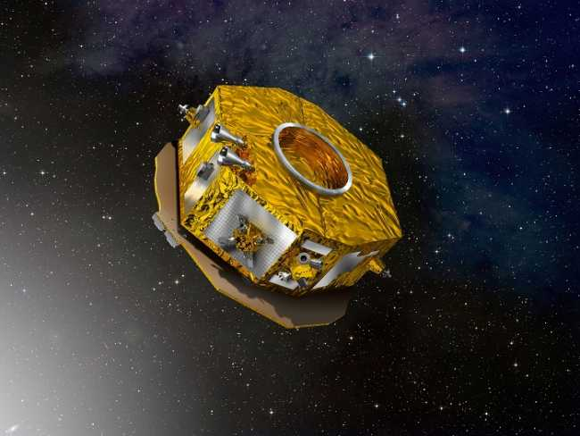 Artist s impression of LISA Pathfinder