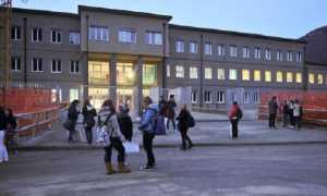 Omegna liceo gobetti esterno