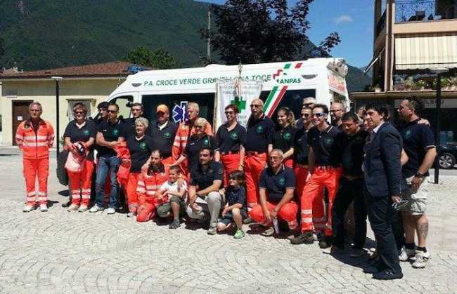 Volontari Croce Verde Gravellona Toce