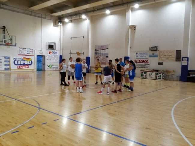 azzurra basket 2019