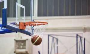 basket canestro palla palazzetto