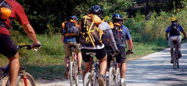 bici lago generica