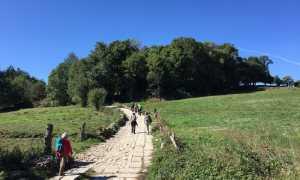 camminata PellegrinoGozzano