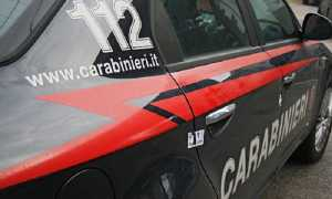 carabinieri Scritta 112