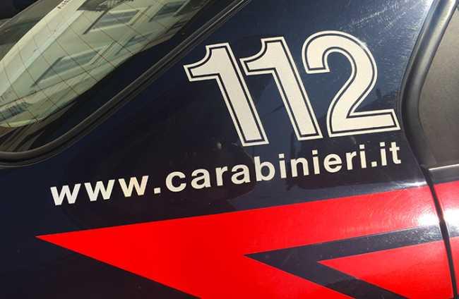 carabinieri 112