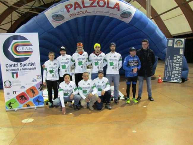 ciclocross csain 2020 campionati regionali lombardi uboldo