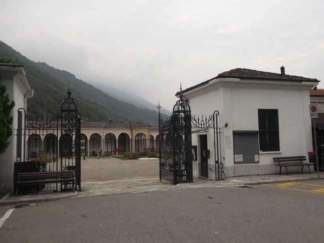 cimitero omegna