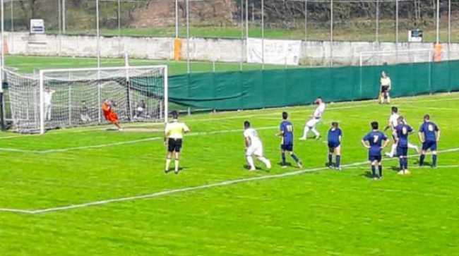 gozzano calcio rigore Cusio24