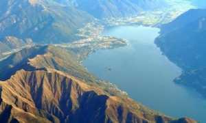 lago Maggiore dall Alto