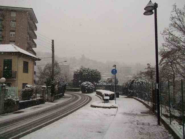 neve prevista
