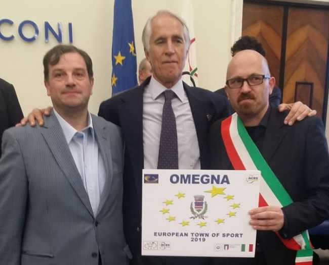 omegna Citta sport roma