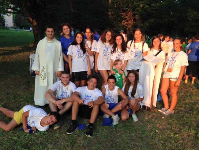 omegna giovani pastorale