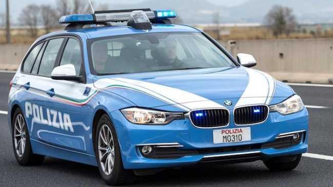 polizia auto copia