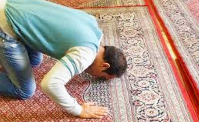 preghiera mussulmano