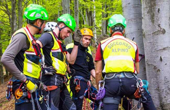 soccorso alpino discussione albero
