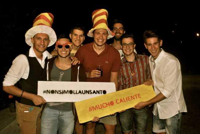 spagnola festa san vito