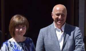 Arabella Fontana e Gianluca Godio
