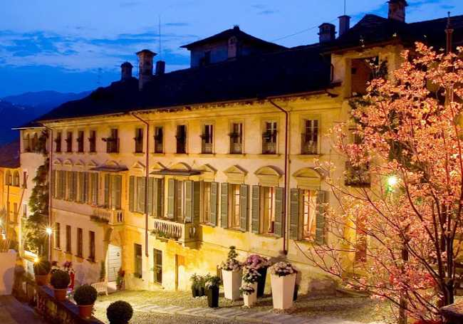 Orta palazzo Ubertini
