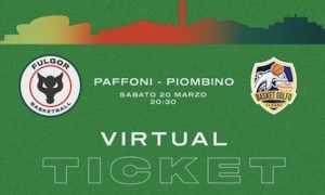 Paffoni Virtual Ticket