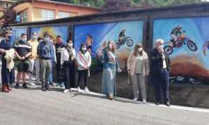 armeno murale inaugurazione