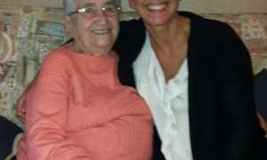 foto nonna Vilma Rossi 100 anni low