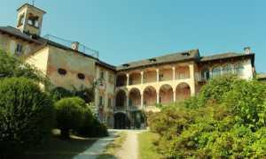 miasino villa nigra