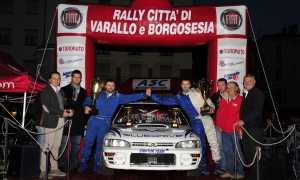 rally borgosesia